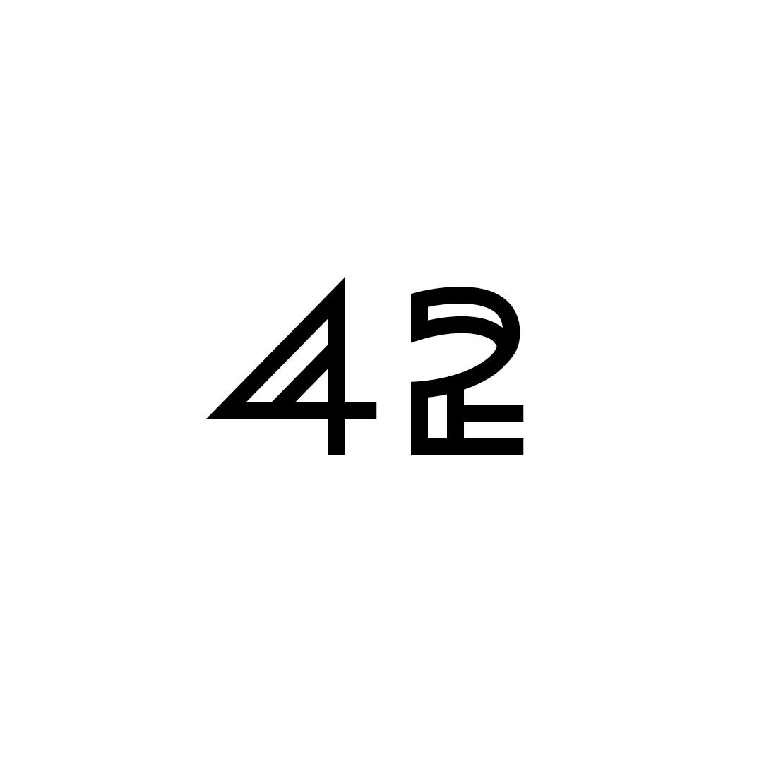 42 Programación