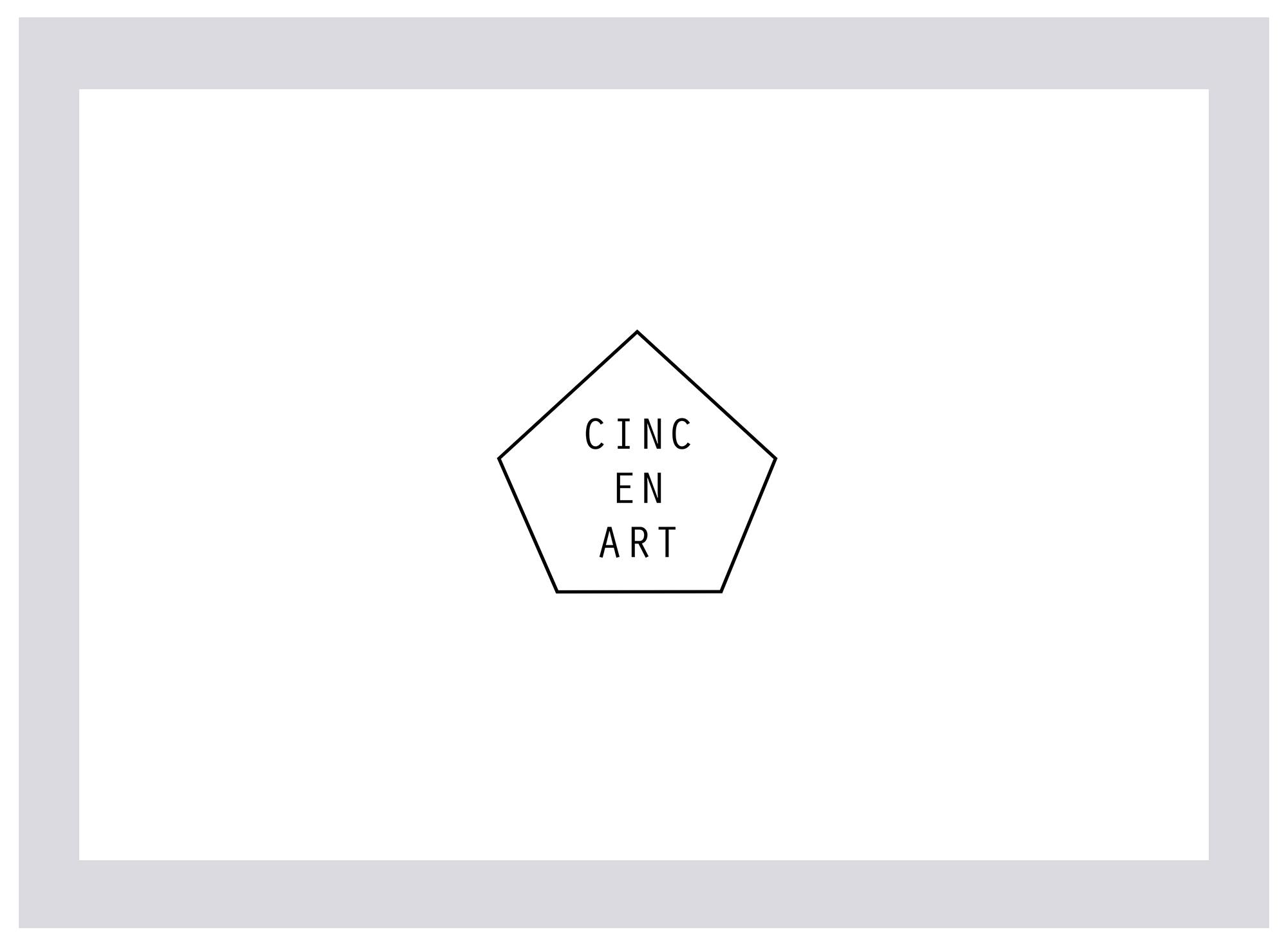 Cinc en Art - Imagen corporativa
