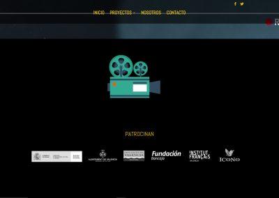 Tercera Planta Films - Web 360VLCNEGRA - Capturas de pantalla 10