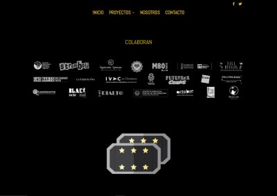 Tercera Planta Films - Web 360VLCNEGRA - Capturas de pantalla 11