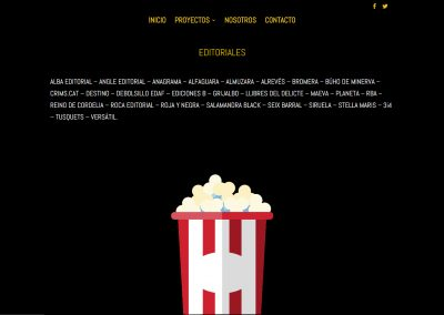 Tercera Planta Films - Web 360VLCNEGRA - Capturas de pantalla 12