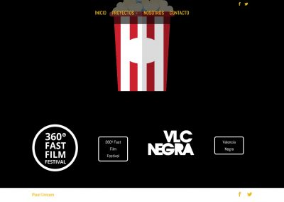 Tercera Planta Films - Web 360VLCNEGRA - Capturas de pantalla 13
