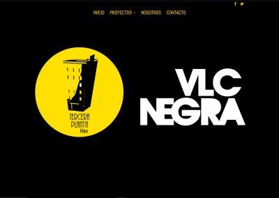 Tercera Planta Films - Web 360VLCNEGRA - Capturas de pantalla 2