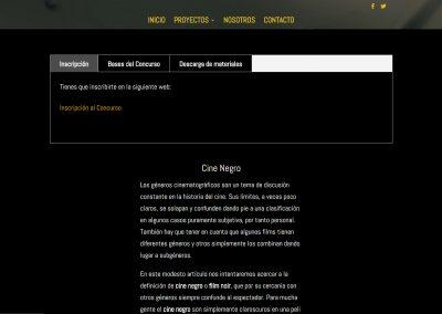 Tercera Planta Films - Web 360VLCNEGRA - Capturas de pantalla 7