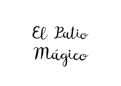 El Patio Magico - Logotipo 3-2_P
