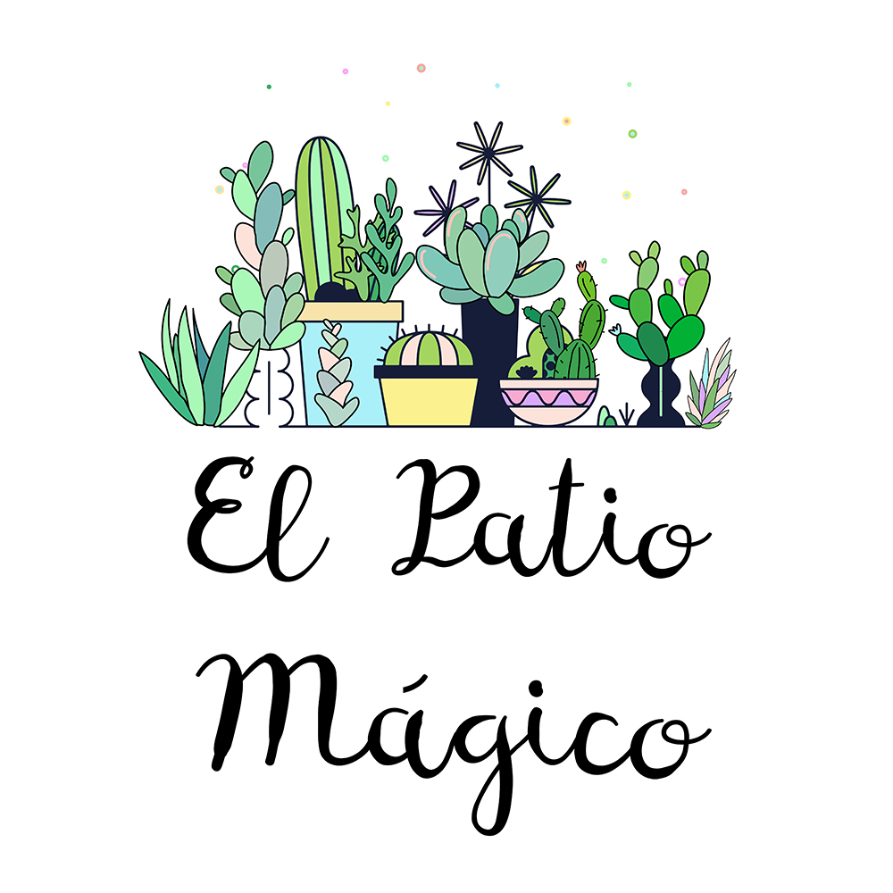 El Patio Magico - Logotipo 3-4_P