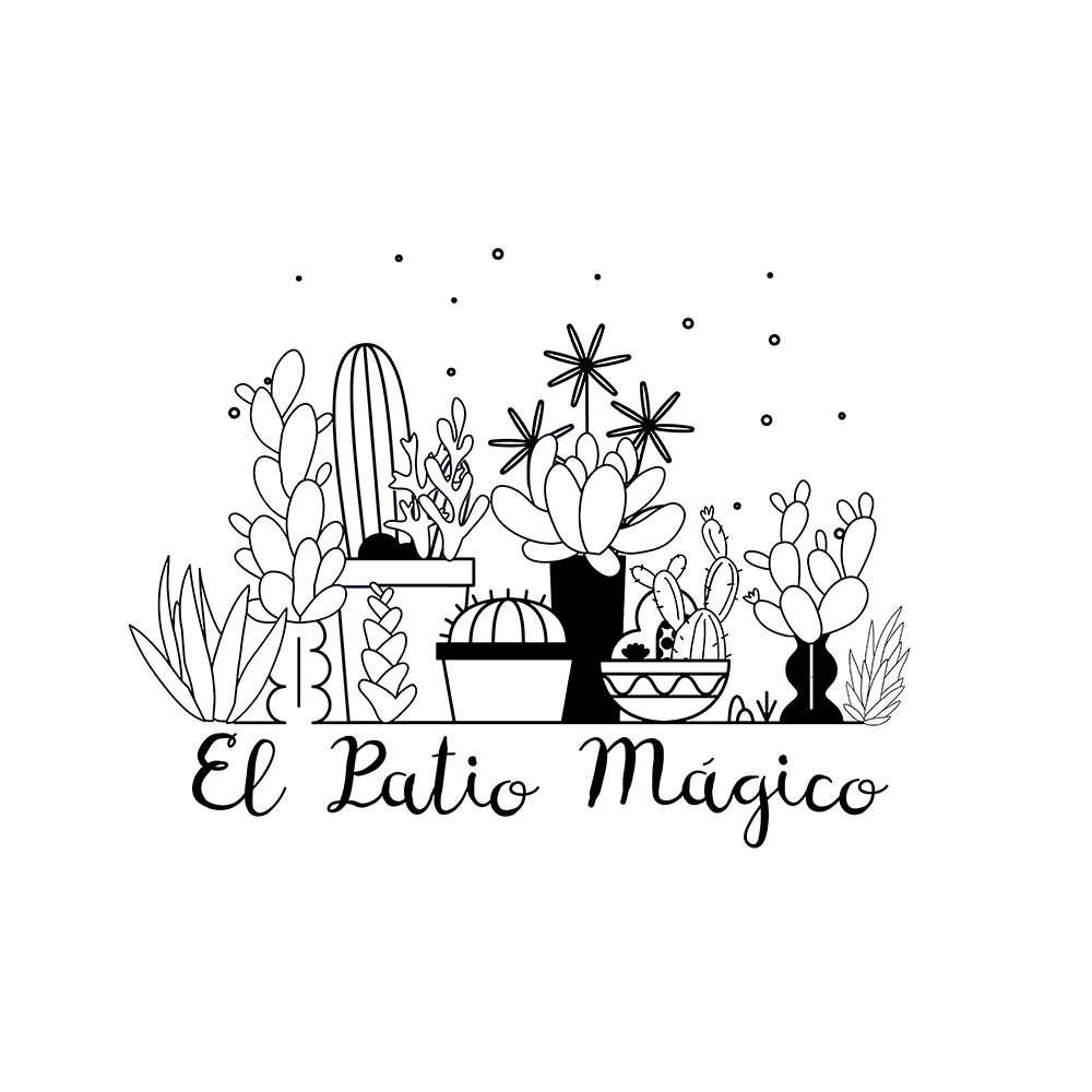 El Patio Magico - Logotipo 3-5_P
