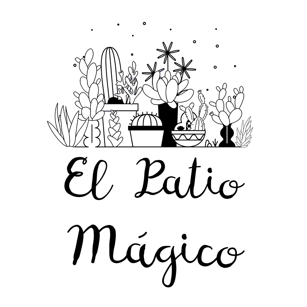 El Patio Magico - Logotipo 3-8_P