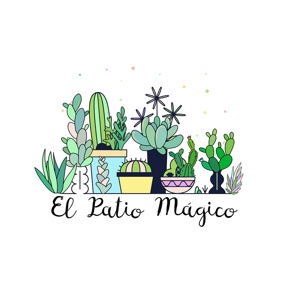 El Patio Magico - Logotipo 3_P