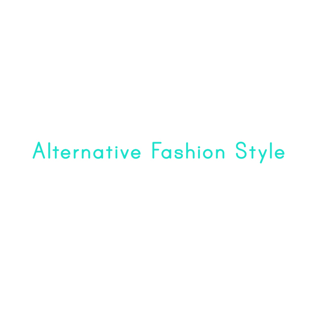 Alternative Fashion Style