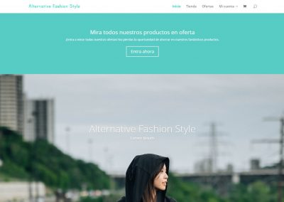 Alternative Fashion Style - Tienda online
